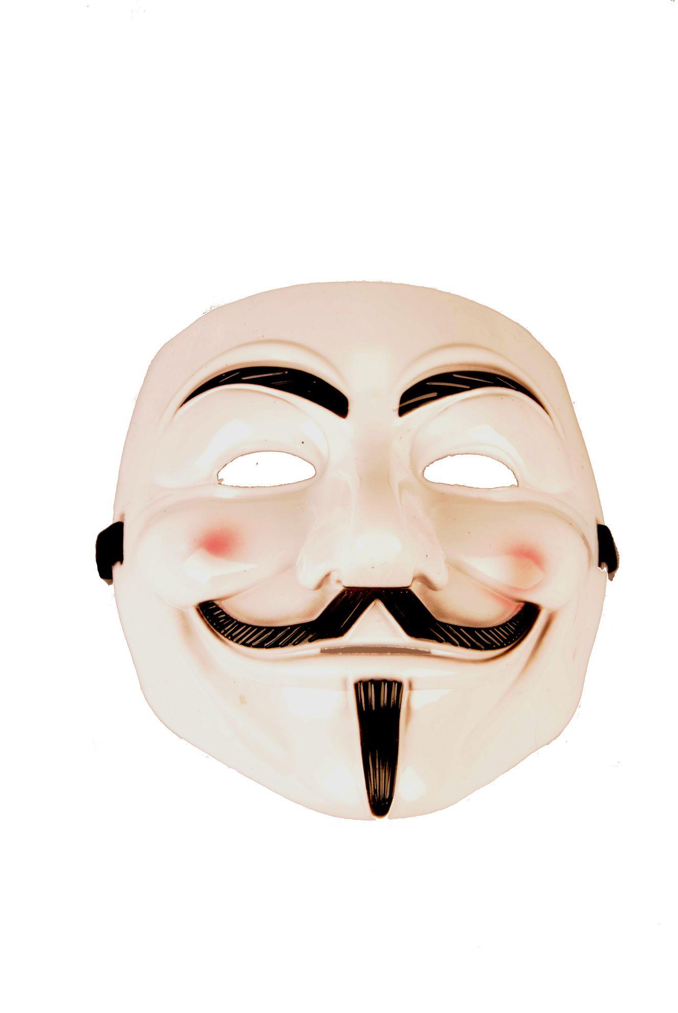 Как сделать маску Гая Фокса Pepakura